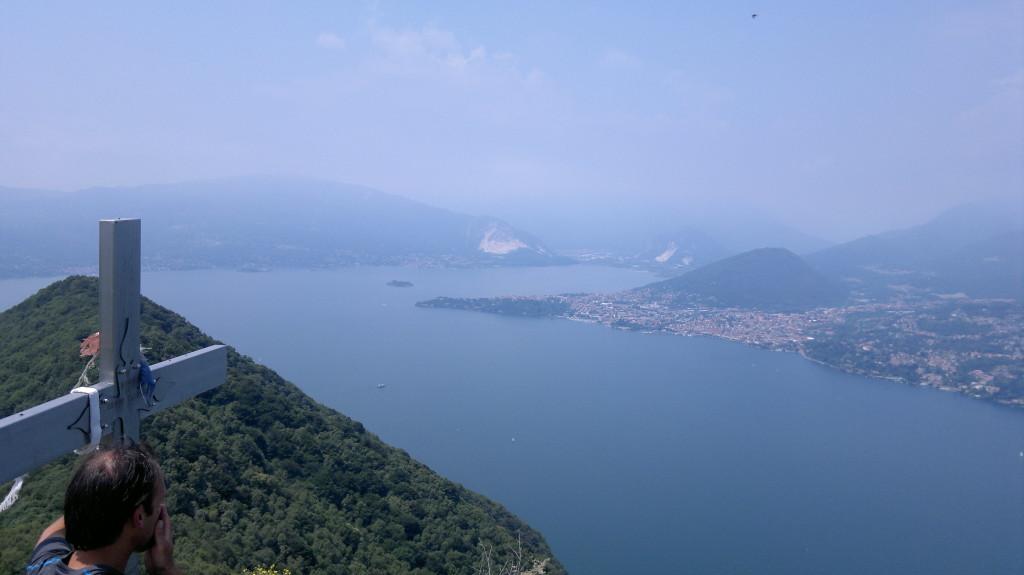 Pizzoni di Laveno, monte Crocetta e monte Nudo