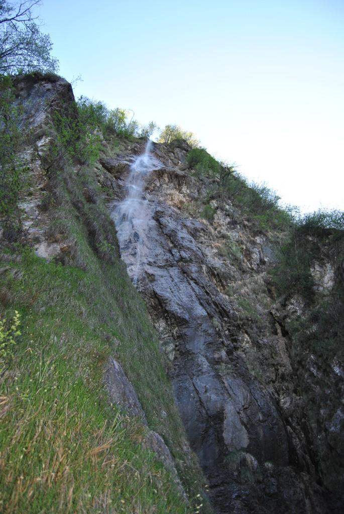 Le cascate della Froda