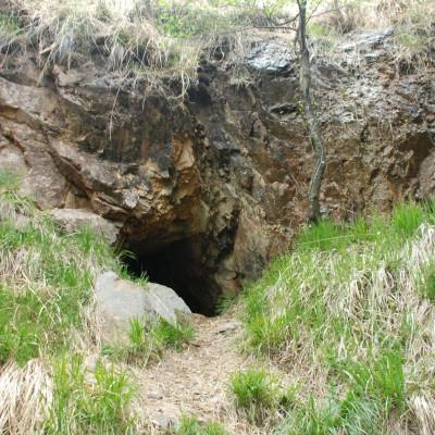 Ingresso della miniera