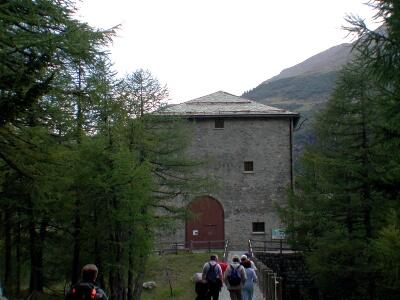 Centrale elettrica di Cavaglia (Svizzera)