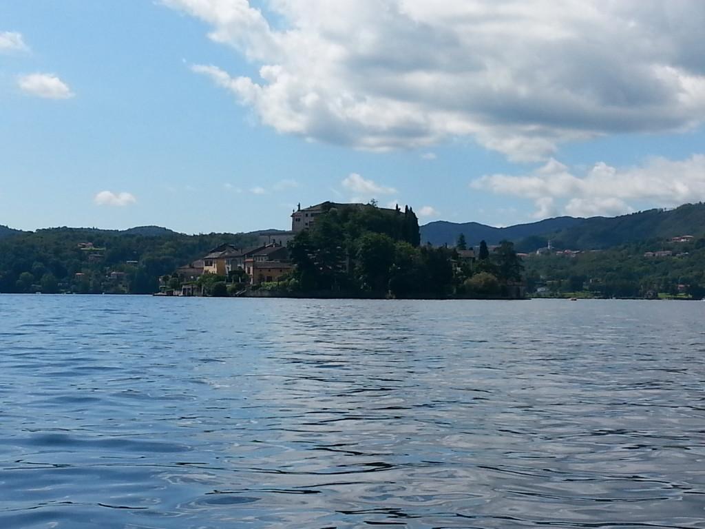 Lago d'Orta e Isola San Giulio
