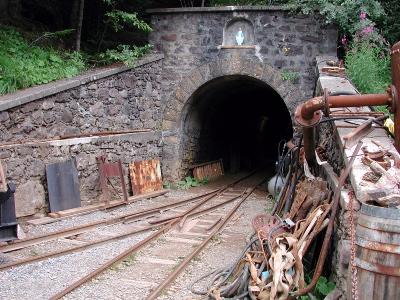 La miniera di Ferro – Valle di Scalve (Brescia)