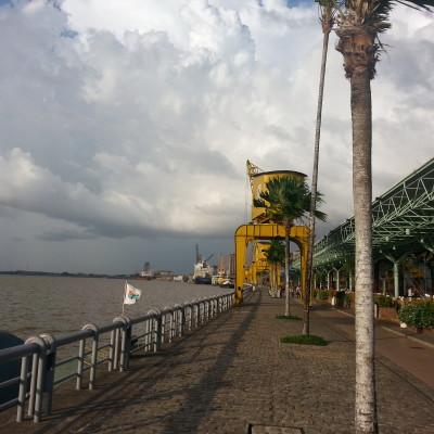 Vista sul vecchio porto