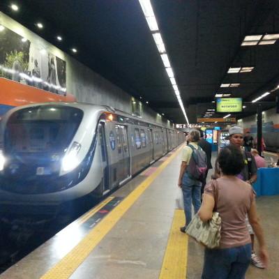 La Metro di Rio