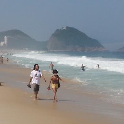 Spiaggia di Copacabana