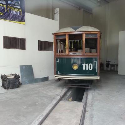 Vecchio Tram di Ver o Peso