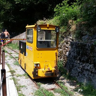Locomotore Decauville