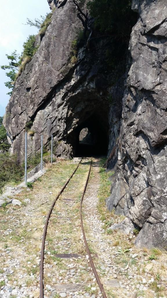 Sentiero del Trecciolino