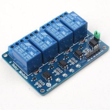 Progetto Raspberry – Comandare il modulo Relè