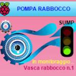 Progetto Raspberry – Monitoraggio pompa rabbocco Sump