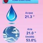 Progetto Raspberry – Controllo temperatura acqua