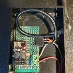 Rilevatore di temperatura ambientale WiFI